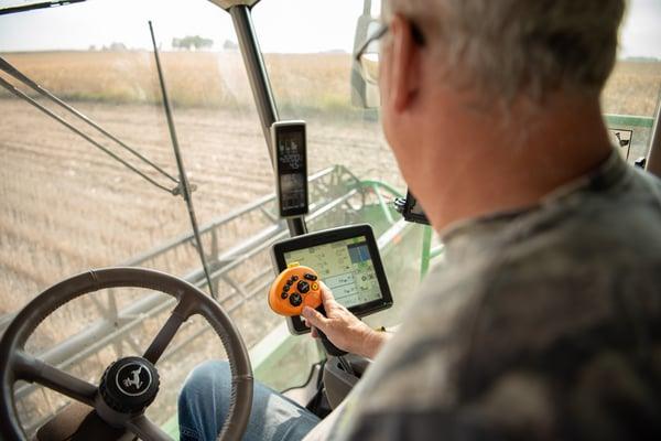 premier crop yield monitor