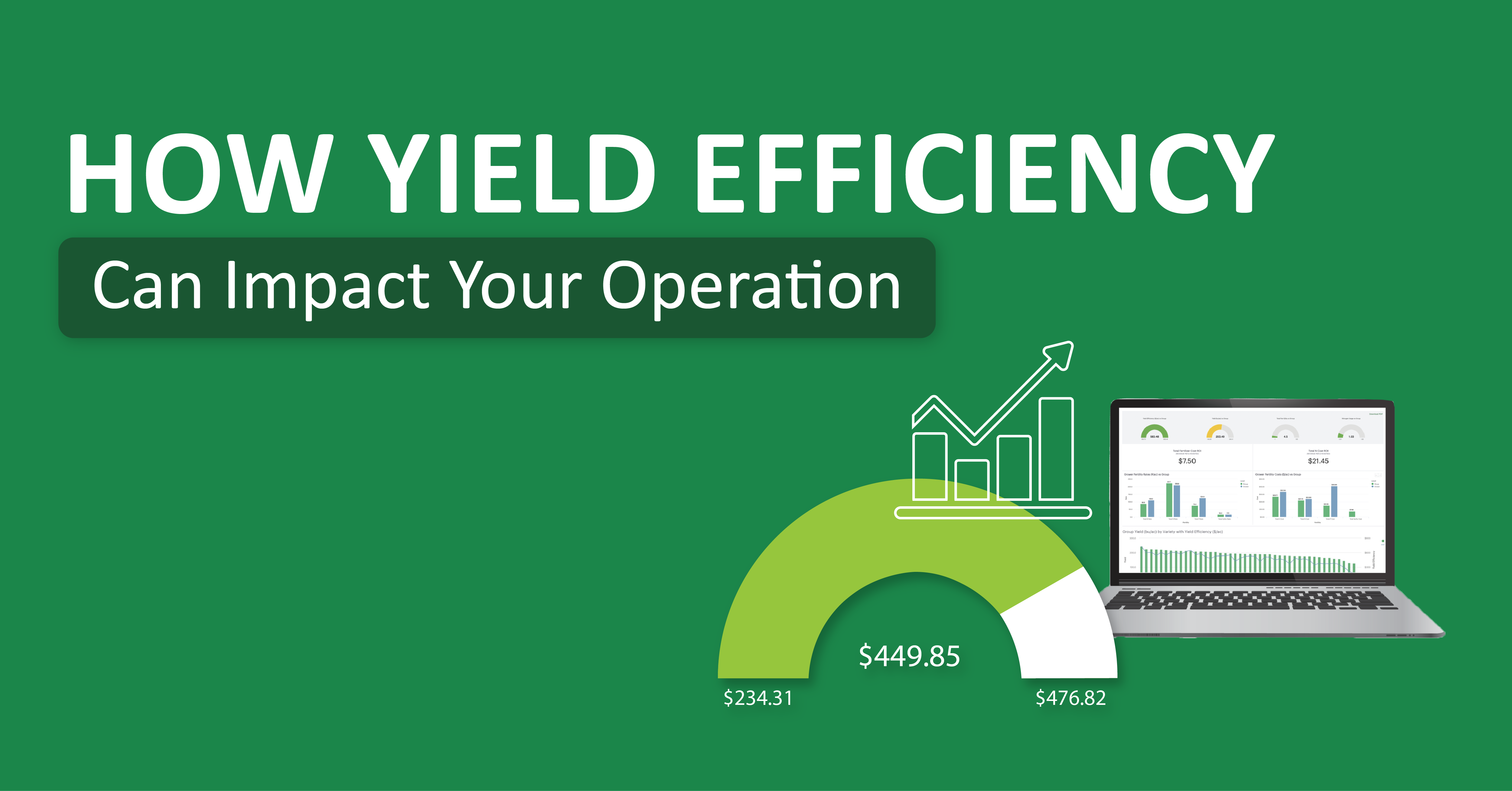 How Yield Efficiency Can Impact Your Operation