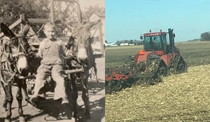 How precision ag has changed through the years