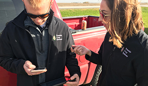 How to efficiently collect data for farm analytics